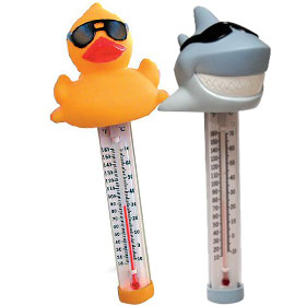 Floating Pool Thermometers