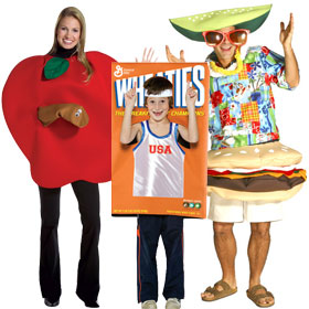 food costumes - Halloween Food Costume