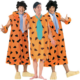 Fred Flintstone Costumes  sc 1 st  Brands On Sale & The Flintstones Costumes | Hanna-Barbera Character Costumes ...
