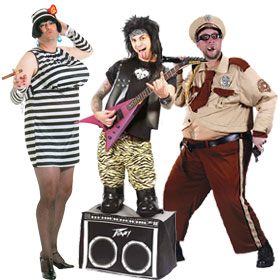 Funny Career Costumes