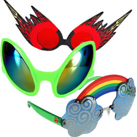 Funny Costume Glasses