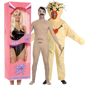 Funny Doll Costumes