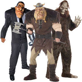 funny giant costumes