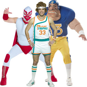 Funny Sports Costumes