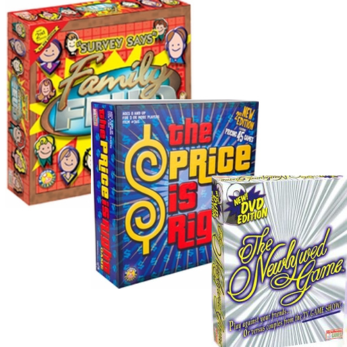 Game Show Board Games