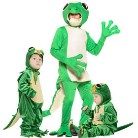 Gecko Costumes