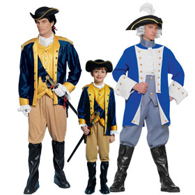 George Washington Costumes