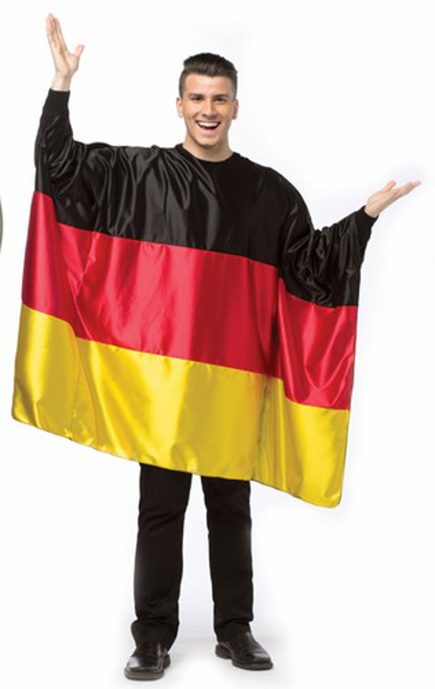 Germany Flag Tunic