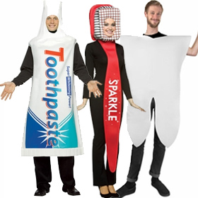 Giant Dental Costumes