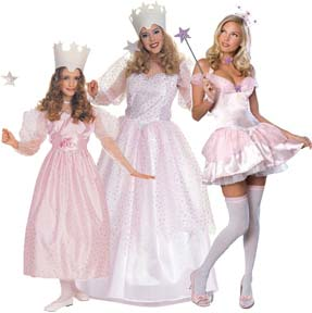 Glinda the Good Witch Costumes