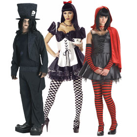 Gothic Fairytale Costumes