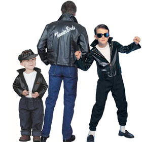 Greaser Costumes