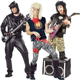 Hair Band Costumes