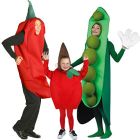 Healthy Food Costumes