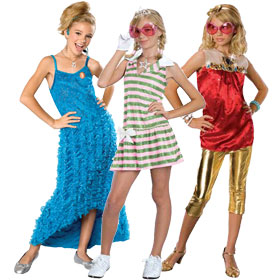 High School Musical Sharpay Costumes