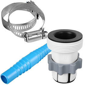 Hose Accessories for Intex and Other Pools