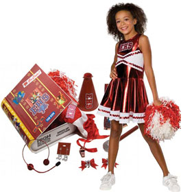 HSM Cheerleader Costumes