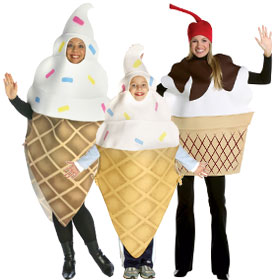 Image result for dessert costume
