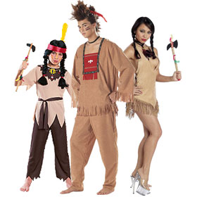 Thanksgiving Costumes. Indian Costumes  sc 1 st  Brands On Sale & Buy a Thanksgiving Costume for Less - Costumes for All Ages