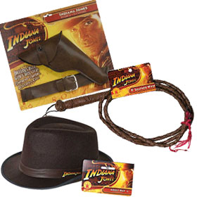 Indiana Jones Costume Accessories