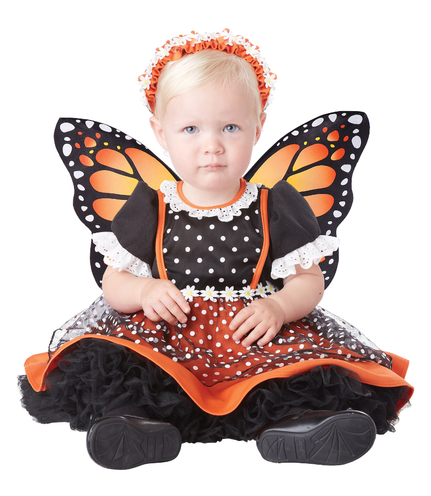 Infant Butterfly Kisses Costume