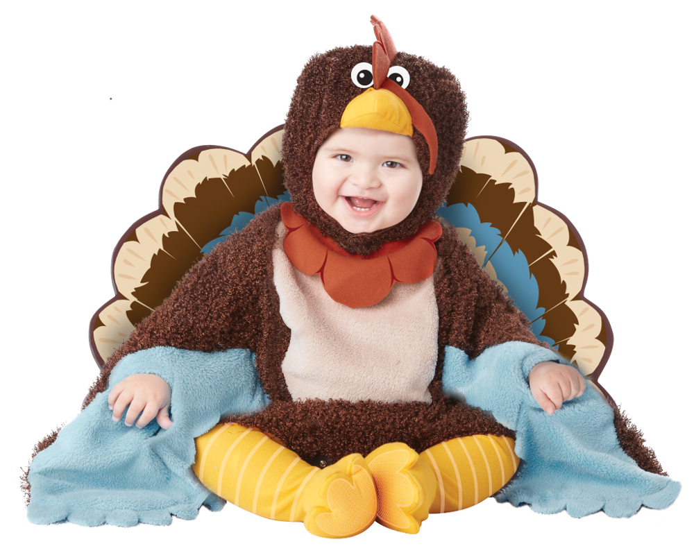 Infant Gobble Gobble Costume