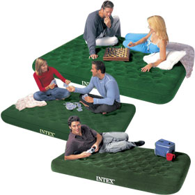 Inflatable Air Camping Mattresses