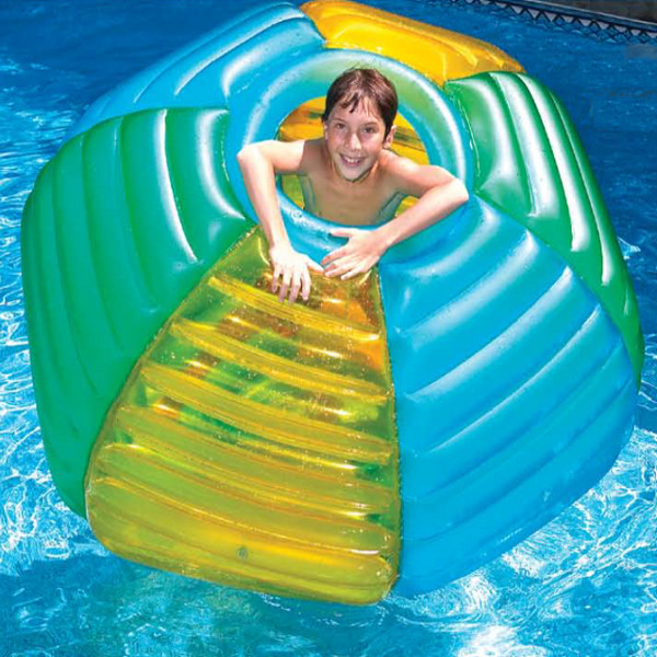 Inflatable Floating Sphere
