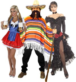 International Costumes