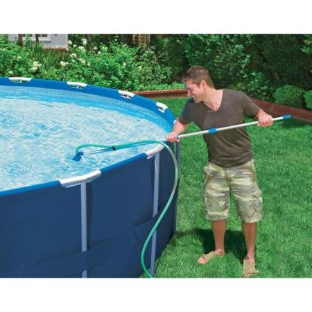 Intex pool cleaning maintenance supplies intex pool supplies for Swimming pool supplies walmart