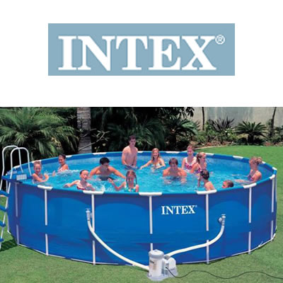 Intex Pools & Supplies - Inflatable Swimming Pools, Filters, Pumps ...