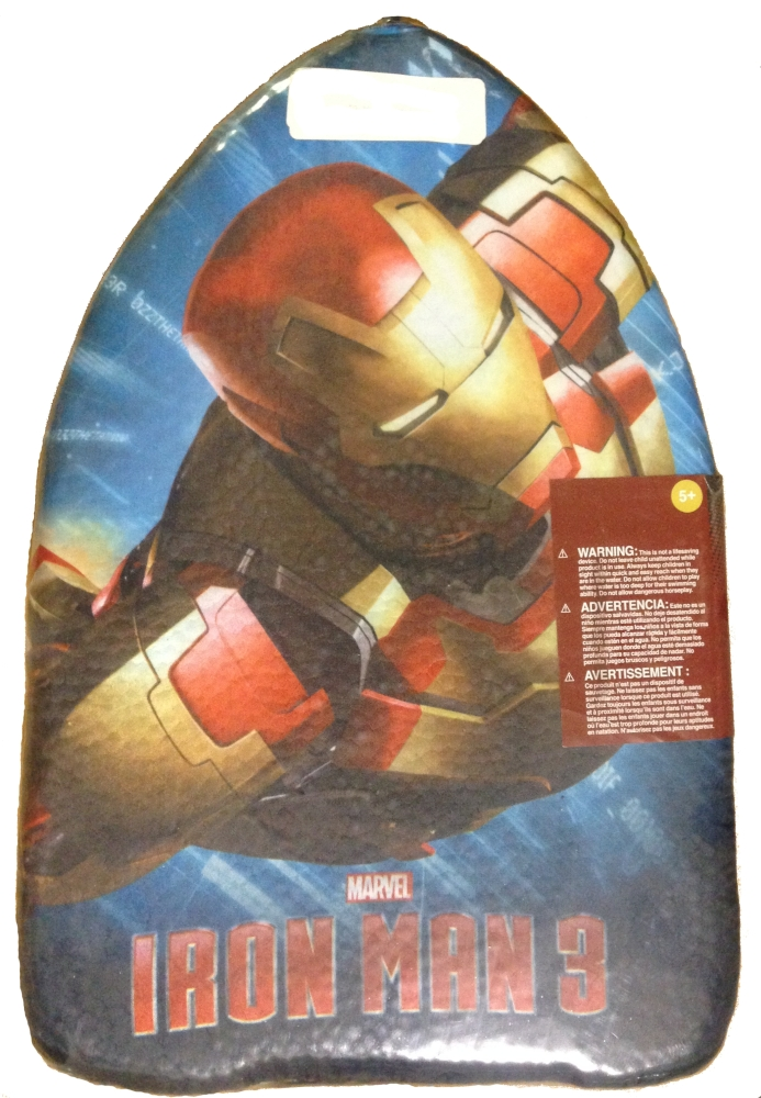 Iron Man Kickboard