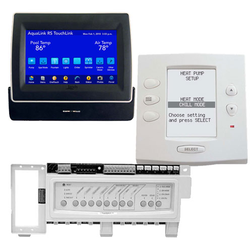 Jandy AquaLink RS Control System