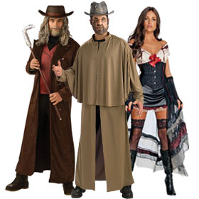 Jonah Hex Movie Costumes