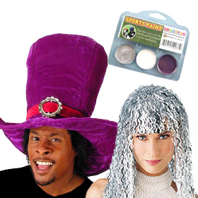Kansas State Wildcats Game Day Costumes