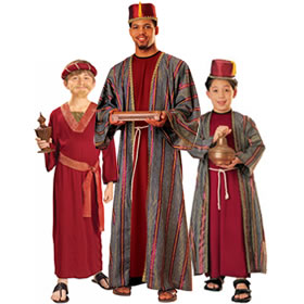 King Balthasar Costumes