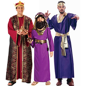 King Caspar Costumes