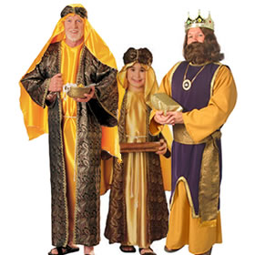 King Melchior Costumes