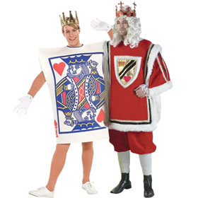 King of Hearts Costumes