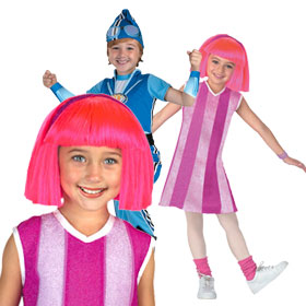 Lazy Town Costumes
