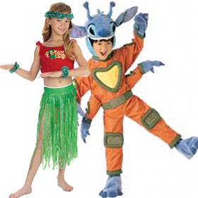 Lilo and Stitch Costumes