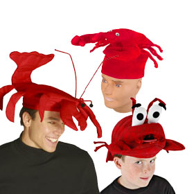 Lobster Hats