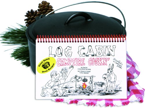 Log Cabin Campfire Cookin' Cookbook