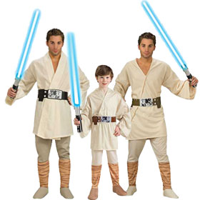 Luke Skywalker Costumes