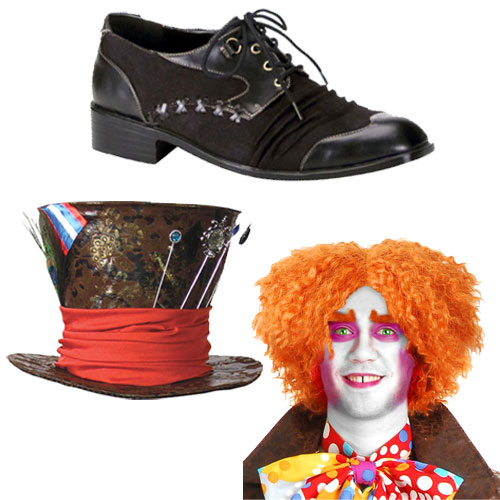 Mad Hatter Costume Accessories