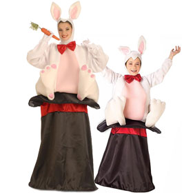 Magic Hat Rabbit Costumes