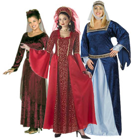 Maid Marian Costumes
