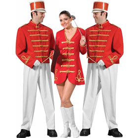 Marching Band Costumes