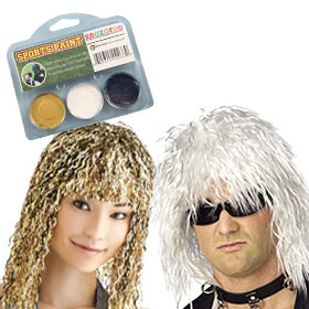 Marquette Golden Eagle Game Day Costumes