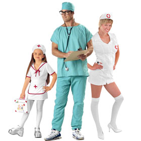 Medical Costumes